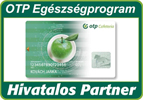 OTP Egészségpénztár hivatalos partner